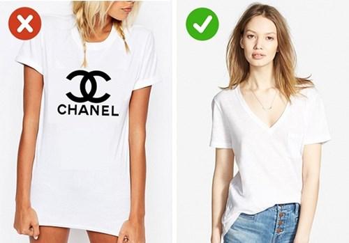 Bí quyết để mặc đồ bình dân trông như hàng hiệu sành điệu