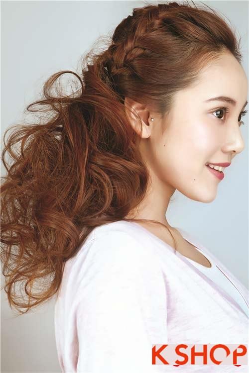Cách làm tóc uốn xoăn tuyệt đẹp cho bạn gái tại nhà