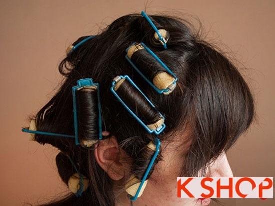 Cách uốn tóc xoăn chỉ mất 15 phút cực chất