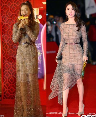 Kim hee sun kém tinh tế vì mắc lỗi chọn đồ trang điểm