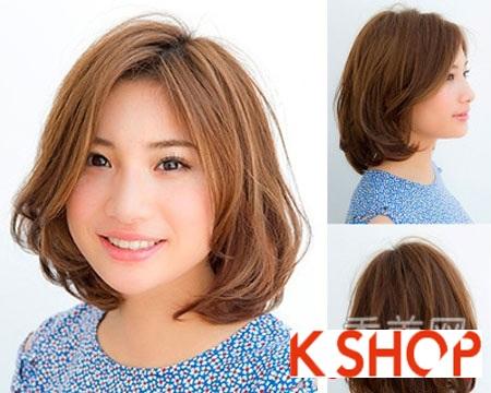 Những kiểu tóc ngắn giành cho bạn gái cá tính