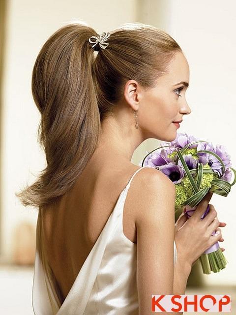 10 kiểu tóc dễ thương cho bạn gái khuôn mặt dài cằm nhọn