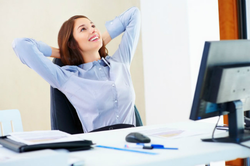 những cách chống lão hoá da cho dân văn phòng