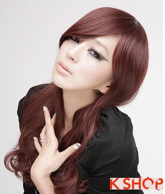 6 màu tóc nhuộm phổ biến thịnh hành nhất giới trẻ