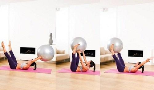 7 bài tập giúp đánh tan mỡ bụng nhanh chóng