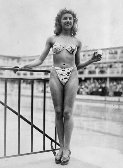 Bikini ra đời và gây sốt như thế nào