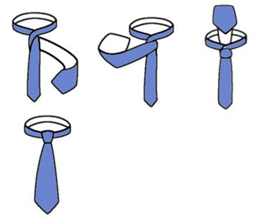 Cách thắt cà vạt nam 4 kiểu nhanh cho nam giới bận rộn
