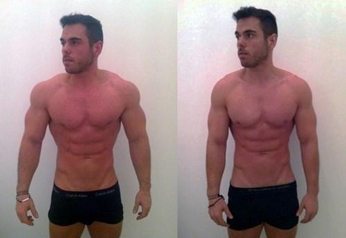 Kỷ luật của chàng trai giảm 11kg chỉ trong 24 giờ