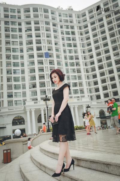 Nữ doanh nhân hà thành với phong cách thời trang sành điệu