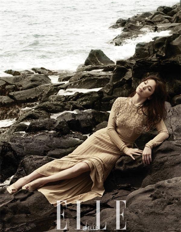 Song-song couple cực lung linh trên tạp chí thời trang