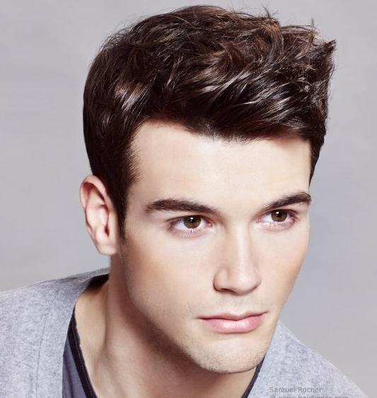10 kiểu tóc nam đẹp mãi bất chấp mọi thời đại
