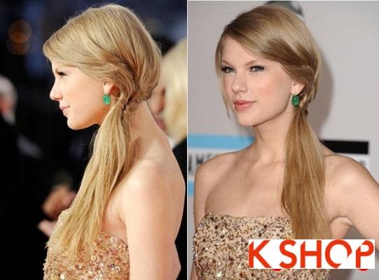 3 kiểu buộc tóc cho nàng quyến rũ phong cách