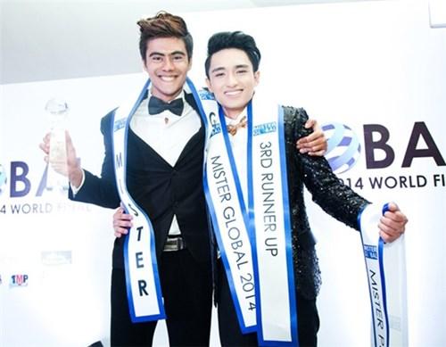 3 mĩ nam việt từng dự thi mister global