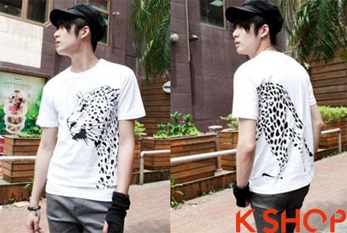 30 mẫu áo phông nam cho chàng dạo phố