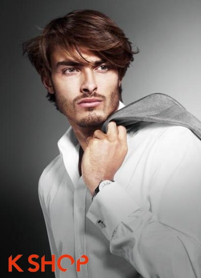 5 kiểu tóc nam là xu hướng hot nhất 2016
