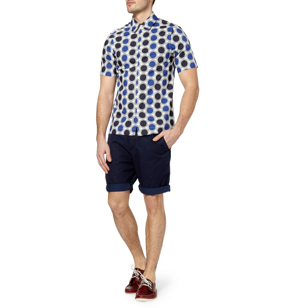 6 kiểu áo sơ mi nam bắt kịp xu hướng cho chàng
