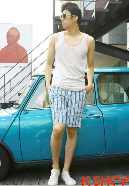 Áo thun nam kiểu cách đa dạng cho chàng sành điệu xuân hè 2017