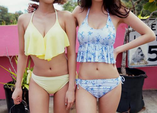 Bí quyết chọn bikini hoàn hảo cho từng dáng người
