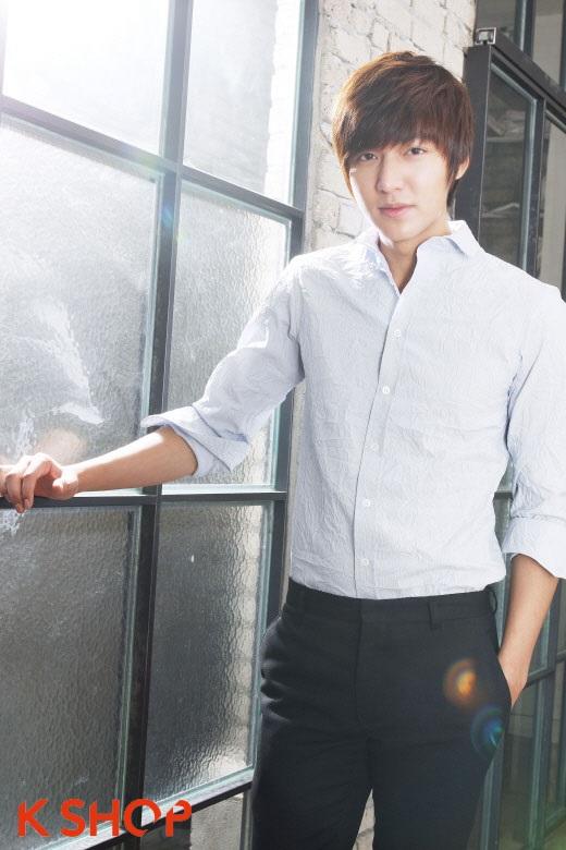Cách phối áo sơ mi nam đẹp trai như tài tử