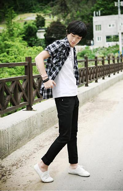 Cho bạn trai sành điệu với áo thun nam ngắn tay