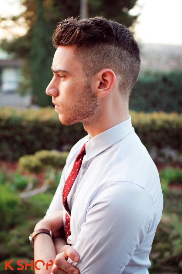 Kiểu tóc nam đẹp lạ phù hợp với phong cách thời trang 2016
