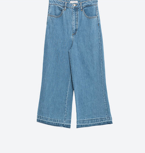 Mẫu quần jeans phải có ngay trong những ngày nóng