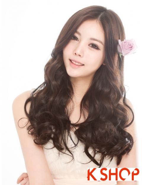 Những kiểu tóc cho bạn gái tóc thưa duyên dáng