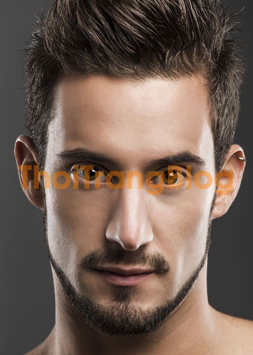 Những kiểu tóc nam vuốt ngược theo phong cách quý tộc