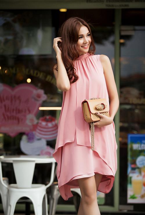 Những màu váy khiến bạn đẹp không kém siêu mẫu thanh hằng