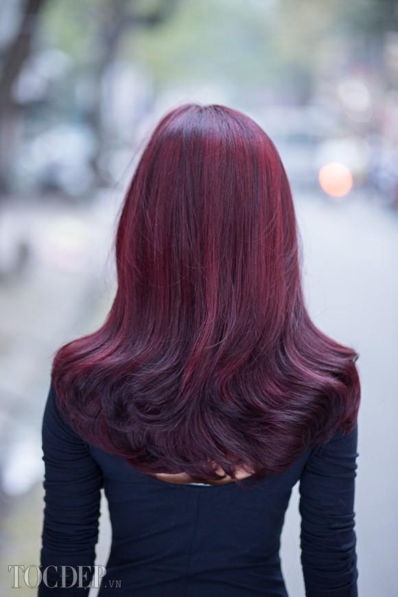 3 kiểu tóc nhuộm màu cực đẹp bạn gái nên thử