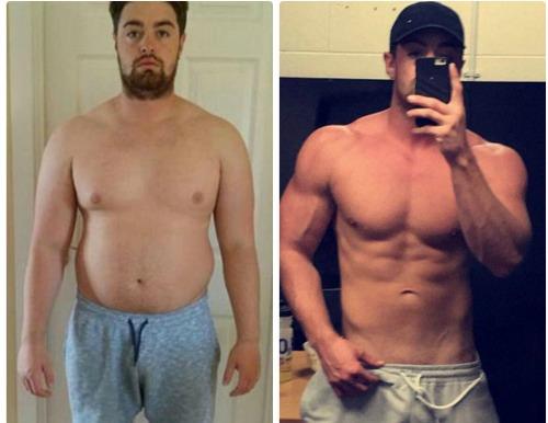 chàng trai tìm thấy cuộc sống mới sau khi giảm cân thành công
