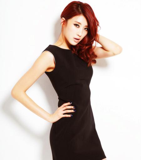 101 kiểu màu tóc nhuộm đỏ nâu cực đẹp như sao hàn