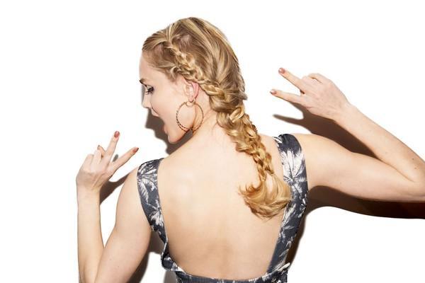 3 kiểu tóc tết mỏng cho nàng tự tin dạo phố ngày hè 2017