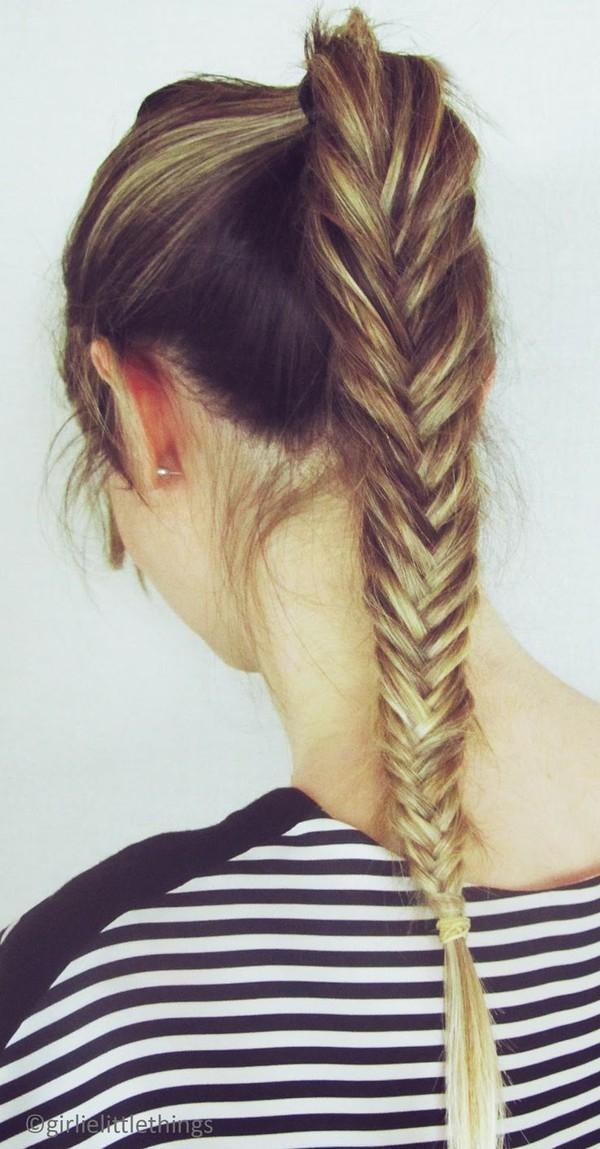 5 kiểu tóc đẹp đơn giản trẻ trung dành cho bạn gái
