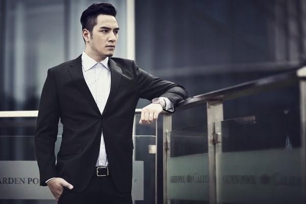 Mix áo sơ mi nam với vest đẳng cấp dành cho quý ông hè 2017