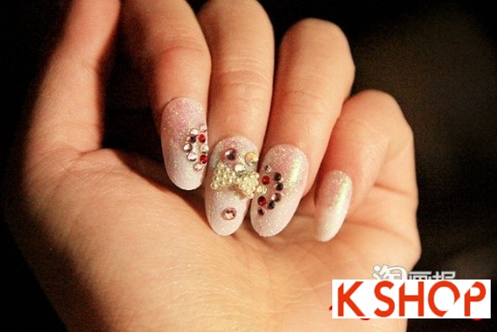 Những mẫu nail đơn giản dễ thương nhất hiện nay
