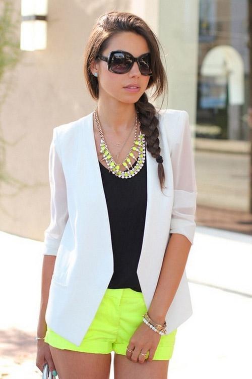 3 kiểu áo khoác blazer đẹp cho quý cô công sở