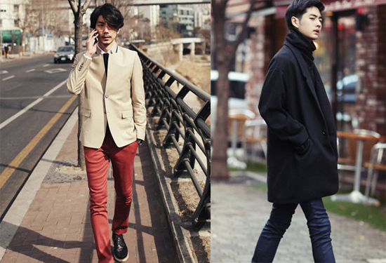 Áo khoác nam đầy màu sắc cá tính năng động cho chàng