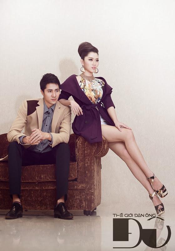 Áo khoác nam măng tô dài tay dành riêng cho phái mạnh thích lãng mạn