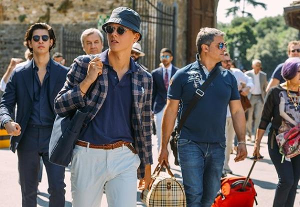 Áo vest nam đẹp sành điệu cho chàng công sở dạo phố hè 2017 cá tính