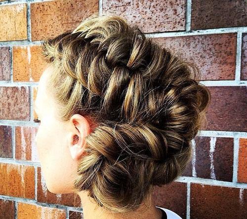 Kiểu tóc tết đẹp cực xinh cho nàng tự tin dạo phố hè 2017
