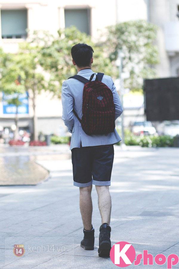 Những bộ đồ thời trang nam thể hiện sự nam tính năm 2017