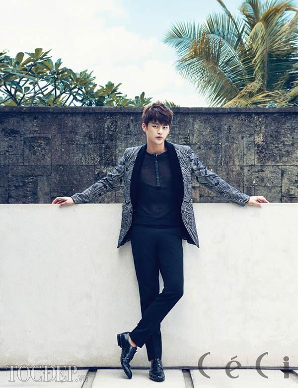Những kiểu tóc nam cực đỉnh của idol kpop