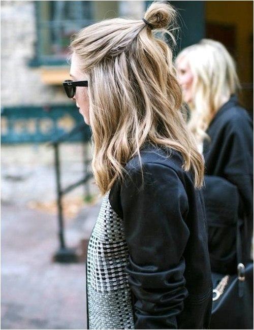 Những mẫu búi tóc sành điệu chỉ dành riêng cho nàng tóc ngắn