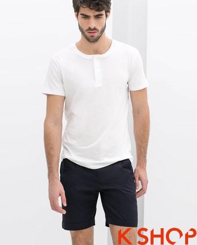 5 kiểu áo thun nam năng động theo xu hướng hiện nay