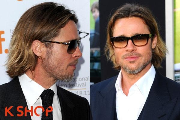 Những kiểu tóc nam độc đáo kiểu lộn xộn hiện đại