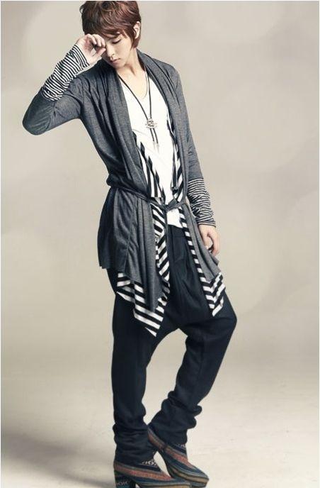 Áo khoác cardigan trẻ trung ấm áp ngày lạnh