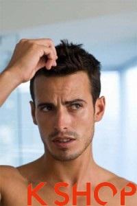 Cách chăm sóc mái tóc khỏe khoắn cho bạn trai tại nhà