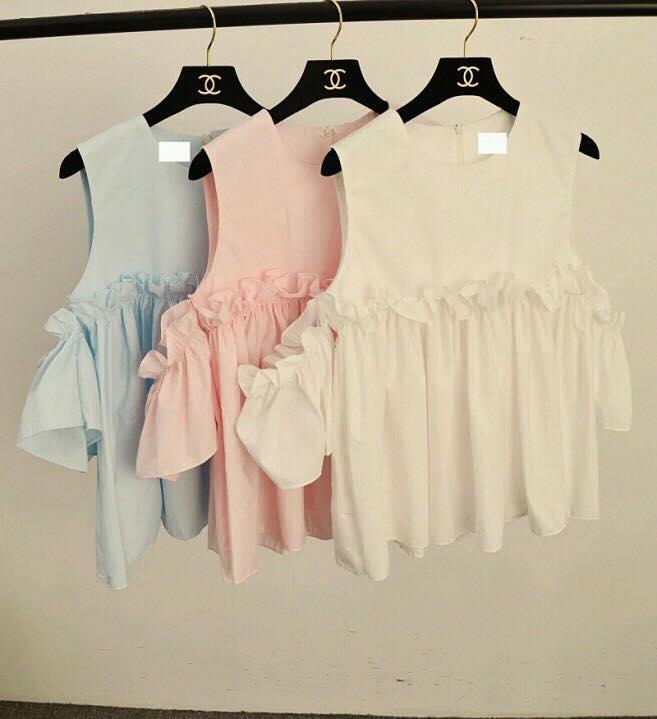 Các mẹ hãy chọn 4 kiểu áo này để che khuyết điểm vòng 2