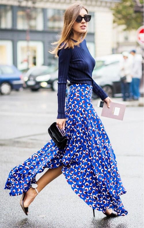 Kiểu chân váy dễ biến phái đẹp thành nữ thần công sở